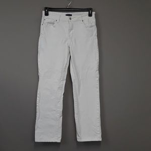 Forever 21 White Push Up Skinny Jeans Size 24